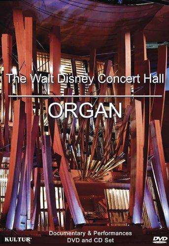 Walt Disney Concert Hall Organ Walt Disney Concert Hall Organ Nr Incl. CD