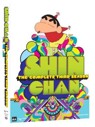 Shinchan Season 3 Shinchan Tvma 4 DVD