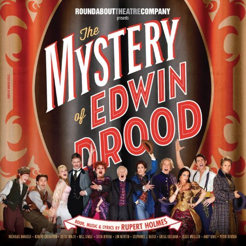 Mystery Of Edwin Drood New 2013 Broadway Cast Recording