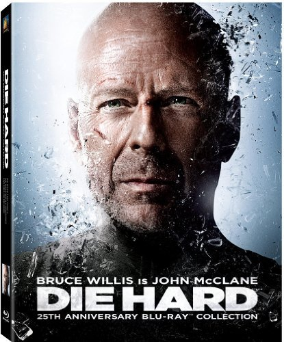 Die Hard 25th Anniversary Collection Willis Bruce Blu Ray Ws 25th Anniversary Collection