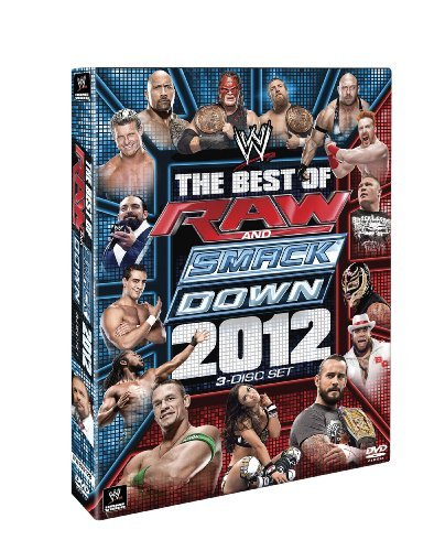 Wwe Best Of Raw & Smackdown 2012 Tvpg 3 DVD