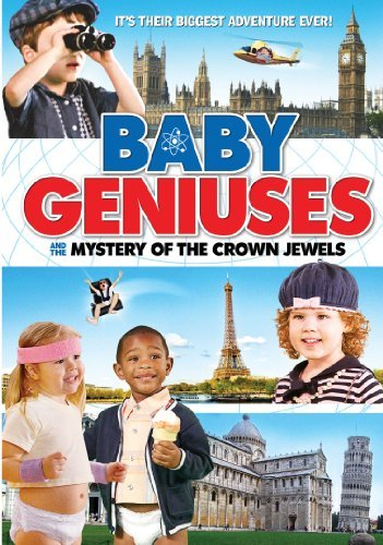 Mystery Of The Crown Jewels Baby Geniuses Ws G