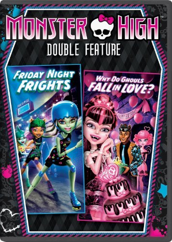 Monster High Double Feature Friday Night Frights Why Do Ghouls Fall In Love Nr