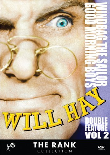 Windbag The Sailor Good Mornin Will Hay Double Feature Bw Nr