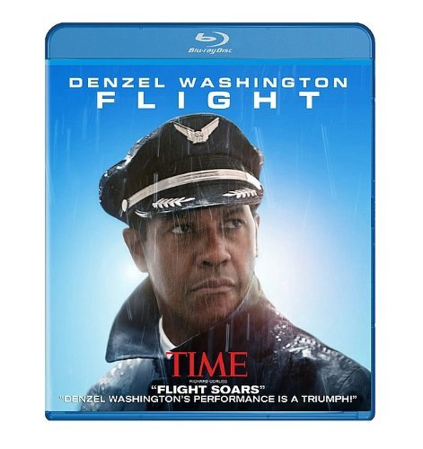 Flight Washington Cheadle Goodman Blu Ray DVD Dc R