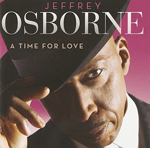 Jeffrey Osborne Time For Love