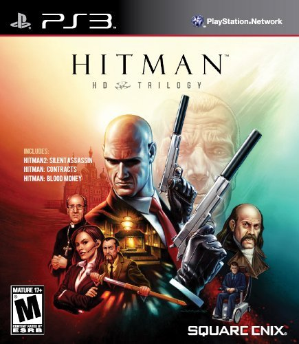 Ps3 Hitman Trilogy Hd (silent Assa Square Enix Llc M