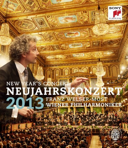 Franz & Vienna Phi Welser Most New Year's Concert 2013 Blu Ray Ws