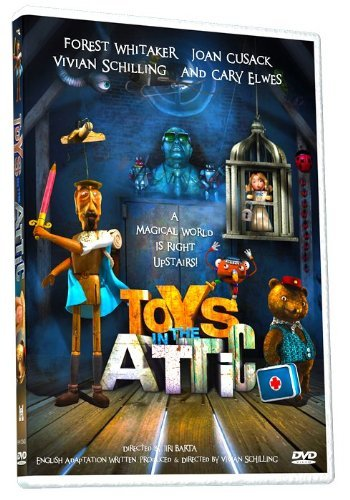 Toys In The Attic Whitaker Elwes Cusack Nr