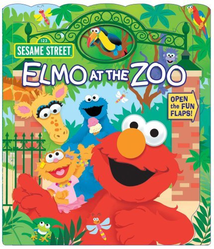 Sesame Street Sesame Street Elmo At The Zoo