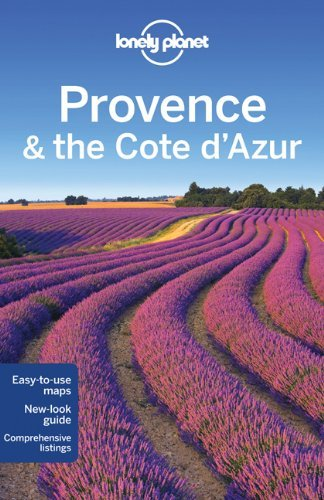 Emilie Filou Lonely Planet Provence & The Cote D'azur 0007 Edition;