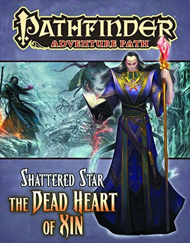 Paizo Publishing Pathfinder Adventure Path Shattered Star Part 6 The Dead Heart Of Xin