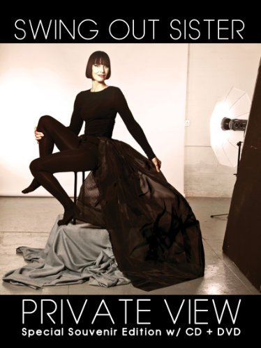 Swing Out Sister Private View Tokyo Stories Li Incl. DVD