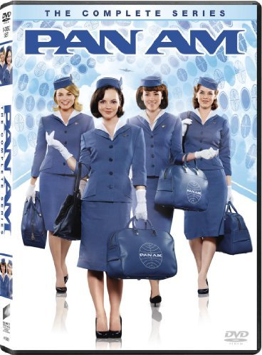 Pan Am Pan Am Complete Series Ws Nr 3 DVD