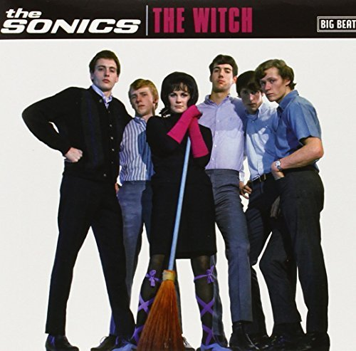 Sonics Witch Import Gbr 7 Inch Single