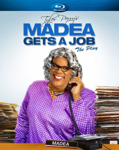 Madea Gets A Job Tyler Perry Blu Ray Nr Ws