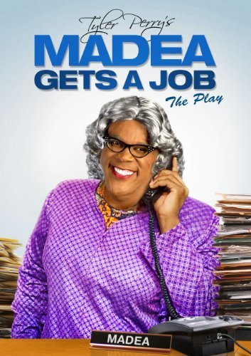 Madea Gets A Job Tyler Perry DVD Nr Ws