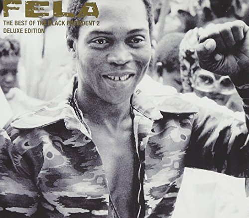 Fela Kuti Best Of The Black President 2 Deluxe Ed. 2 CD Incl. DVD