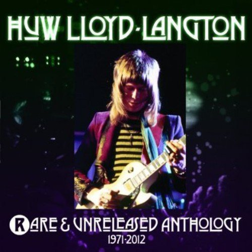 Huw (of Hawkwind Lloyd Langton Rare & Unreleased Anthology 19