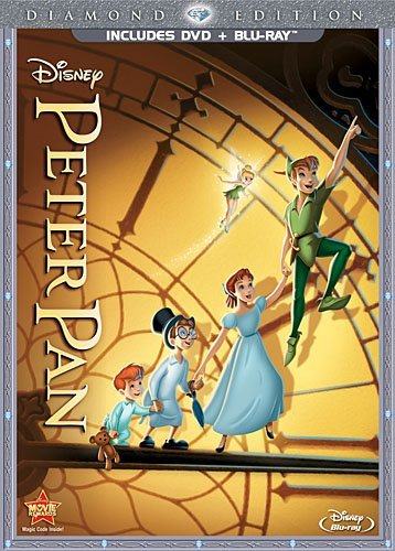 Peter Pan Peter Pan Diamond Ed. G Incl. Br