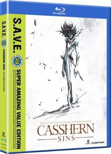 Casshern Complete Series S.A. Casshern Blu Ray Ws Tvma 4 Br