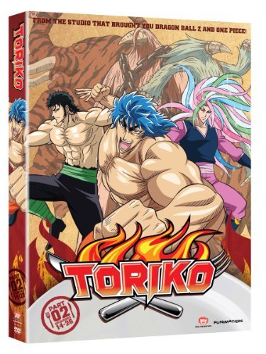 Toriko Part 2 Tv14 2 DVD