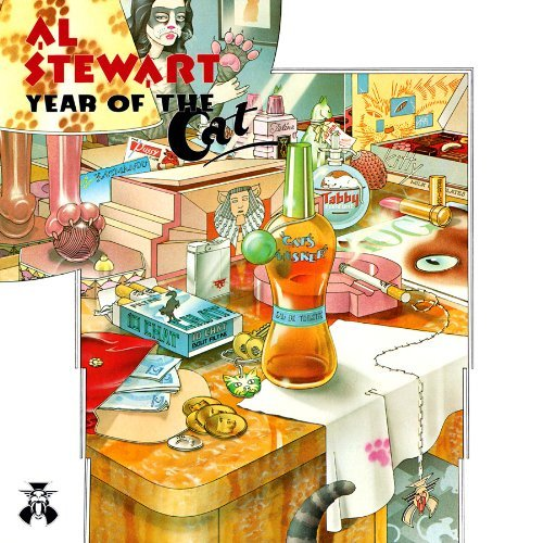 Al Stewart Year Of The Cat & Modern Times
