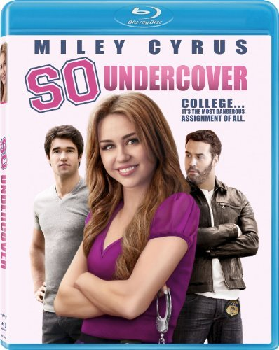 So Undercover Cyrus Piven Osbourne Blu Ray Ws Pg13