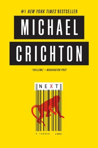 Michael Crichton Next