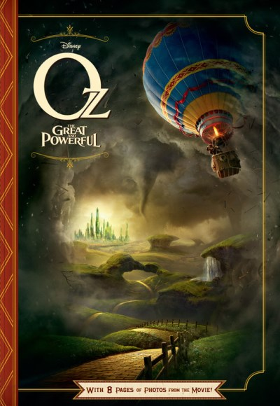 Elizabeth Rudnick Oz The Great And Powerful With 8 Pages Of Photos From The Movie!