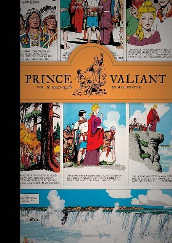 Hal Foster Prince Valiant Volume 6 1947 1948