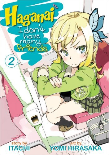 Yomi Hirasaka Haganai I Don't Have Many Friends Volume 2