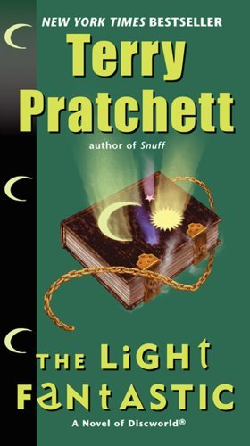 Terry Pratchett The Light Fantastic