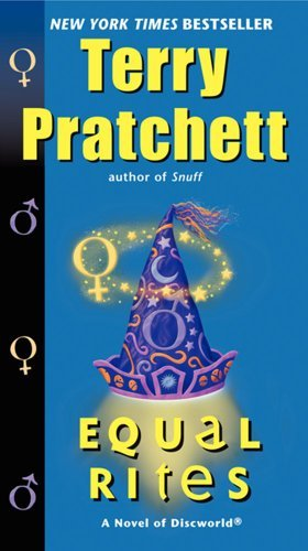 Terry Pratchett Equal Rites