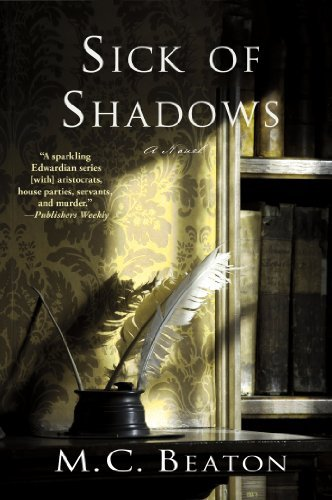 M. C. Beaton Sick Of Shadows