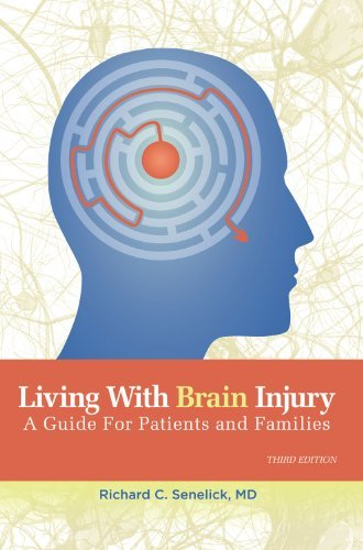 Richard Charles Senelick Md Living With Brain Injury A Guide For Patients And Families 0003 Edition;