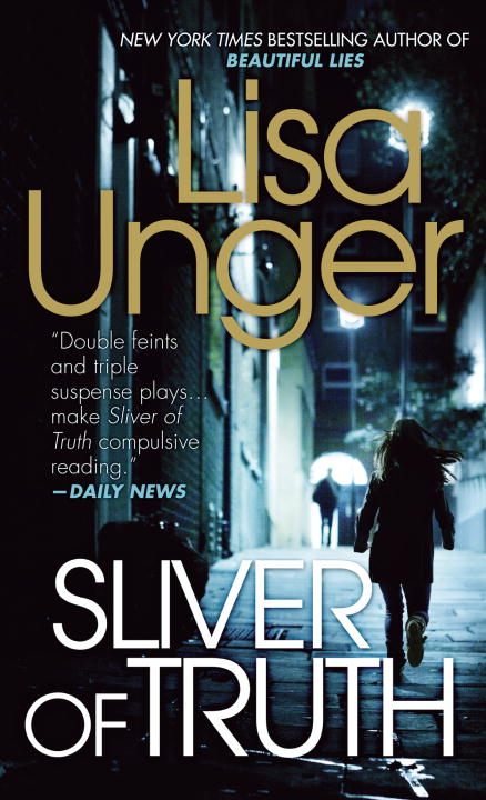 Lisa Unger Sliver Of Truth Ridley Jones #2