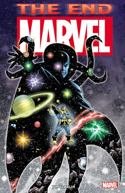 Jim Starlin Marvel Universe The End 0002 Edition;
