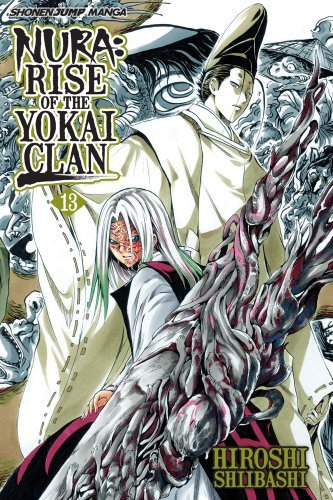 Hiroshi Shiibashi Nura Rise Of The Yokai Clan Volume 13 Conflict