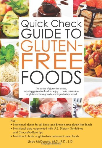 Linda Mcdonald Quick Check Guide To Gluten Free Foods