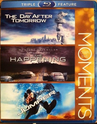 Day After Tomorrow Happening Jumper Own The Moments Triple Feature
