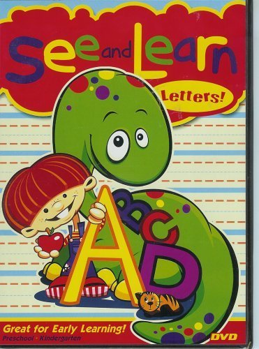 See & Learn Letters!