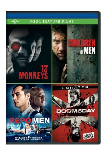 12 Monkeys Children Of Men 12 Monkeys Children Of Men Ws Nr