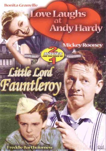 Love Laughs At Andy Hardy Little Lord Fauntleroy Double Feature