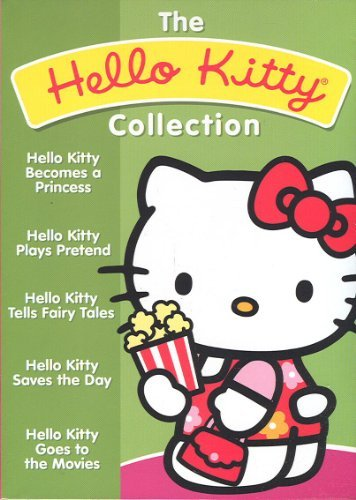 Hello Kitty Collection Hello Kitty Ws Nr 5 DVD