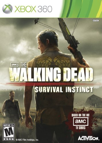 X360 Walking Dead Survival Instinct