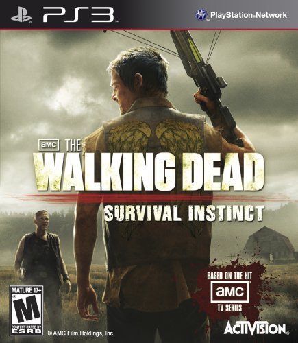 Ps3 Walking Dead Survival Instinct