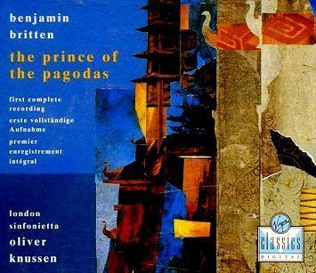 B. Britten Prince Of The Pagodas