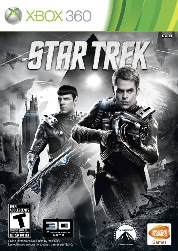 Xbox 360 Star Trek Namco Bandai Games Amer Star Trek