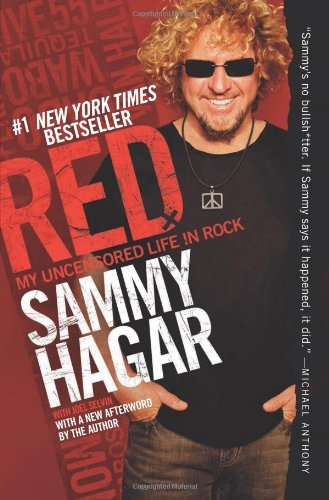 Sammy Hagar Red My Uncensored Life In Rock